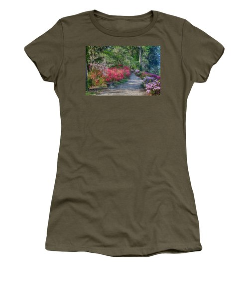 Azalea Path Women's T-Shirt