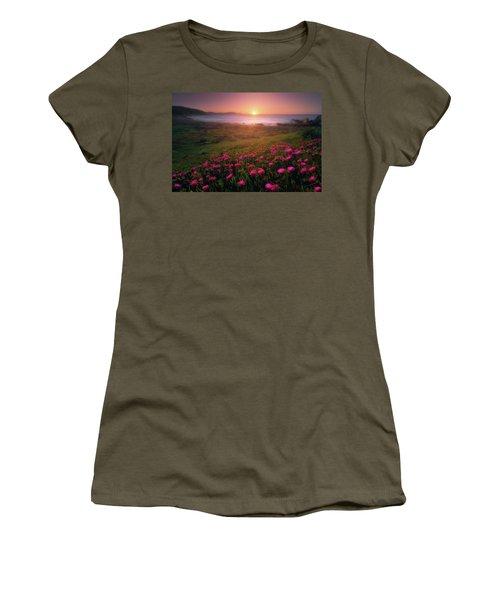 Azkorri In Springtime Women's T-Shirt