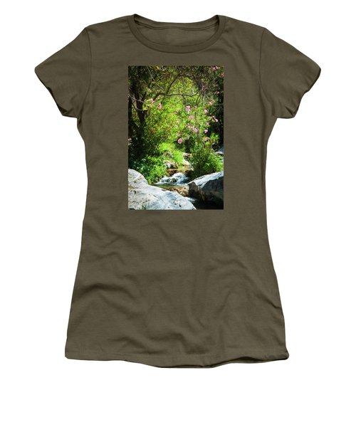 Babbling Brook Women's T-Shirt