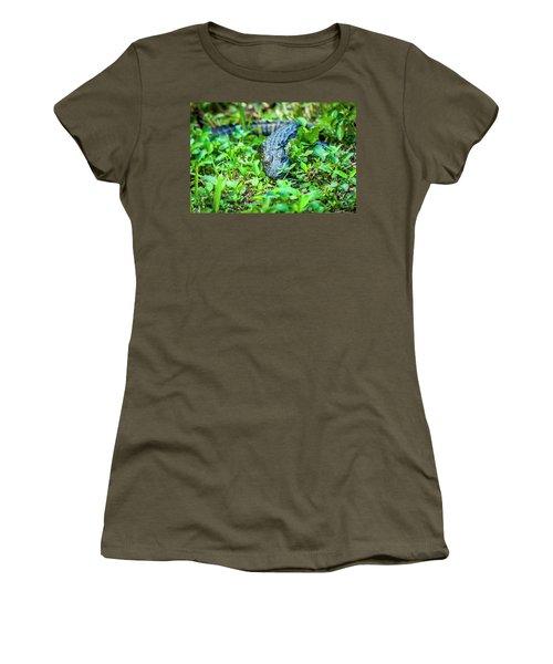 Baby Alligator Women's T-Shirt