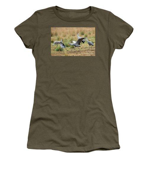 Back Off Women's T-Shirt