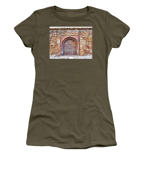 Back To Medieval Times Women's T-Shirt (Athletic Fit)