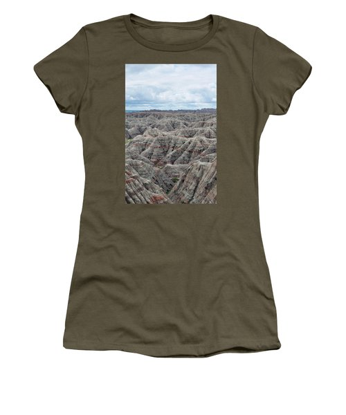 Badlands National Park Women's T-Shirt
