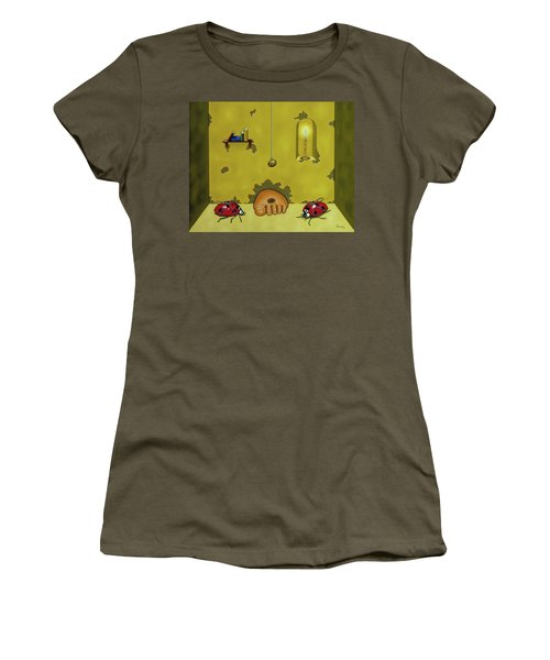 Badminton By Candlelight Women's T-Shirt