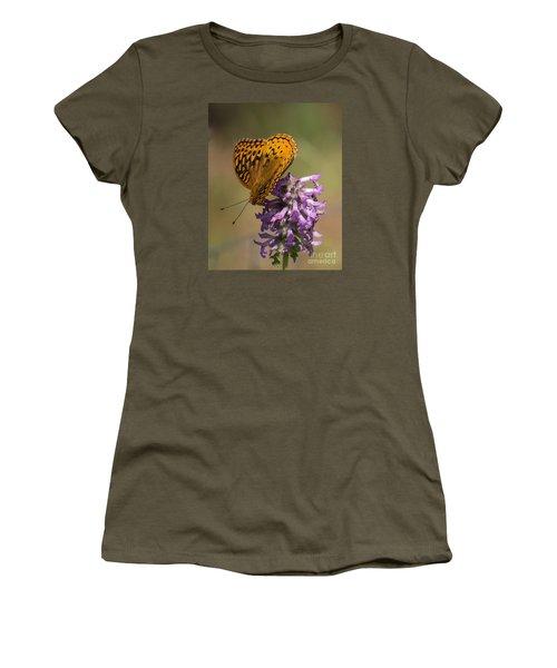 Balance Women's T-Shirt (Athletic Fit)