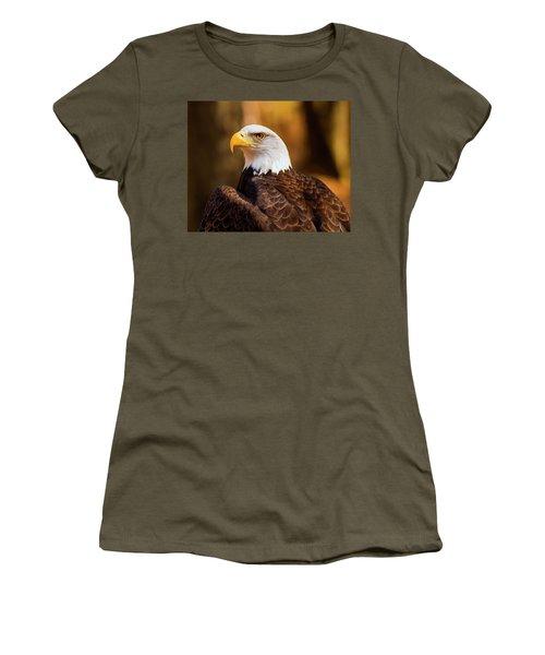Bald Eagle 2 Women's T-Shirt