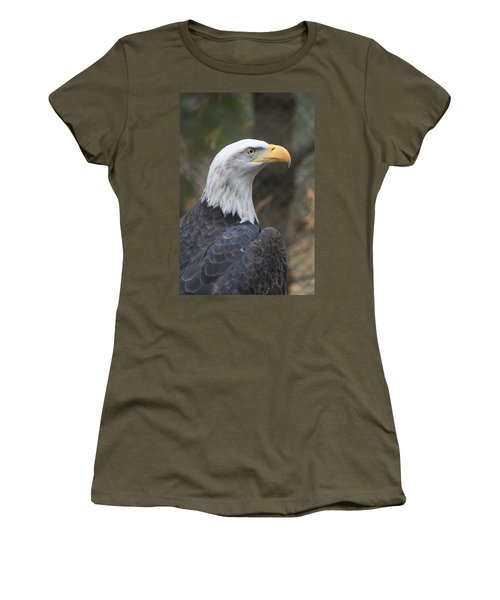 Bald Eagle Profile Women's T-Shirt