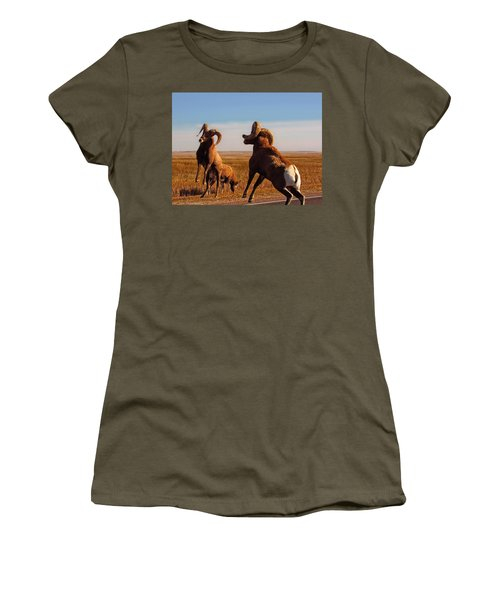 Bang Of The Bighorn Women's T-Shirt