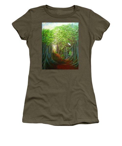 Banyon Walk Women's T-Shirt