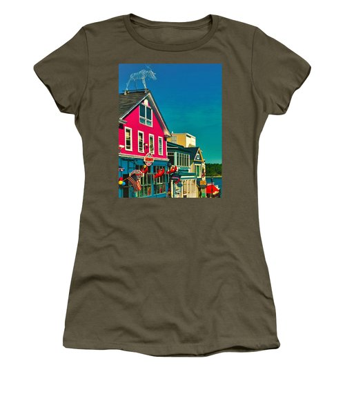 Bar Harbor Women's T-Shirt