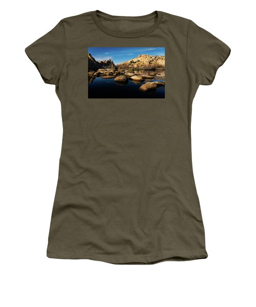 Barker Dam Lake Women's T-Shirt