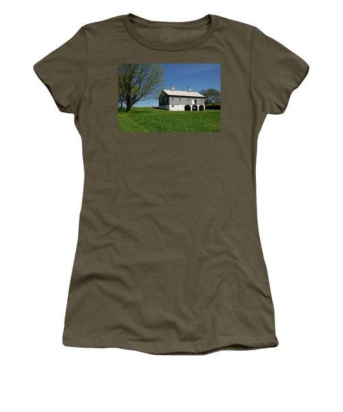 Barn In The Country - Bayonet Farm Women's T-Shirt