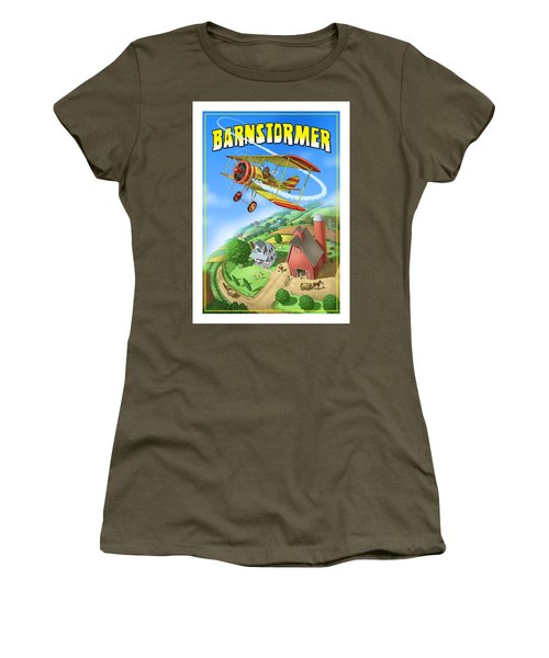 Barnstormer Women's T-Shirt
