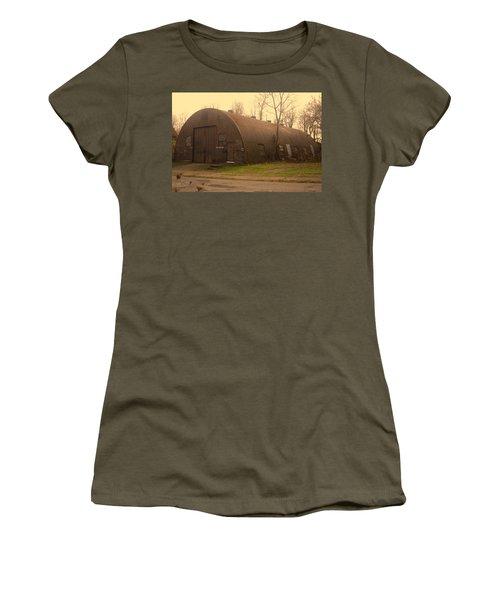Barracks Women's T-Shirt (Athletic Fit)