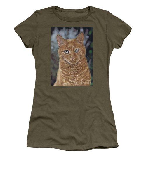 Barry The Cat Women's T-Shirt