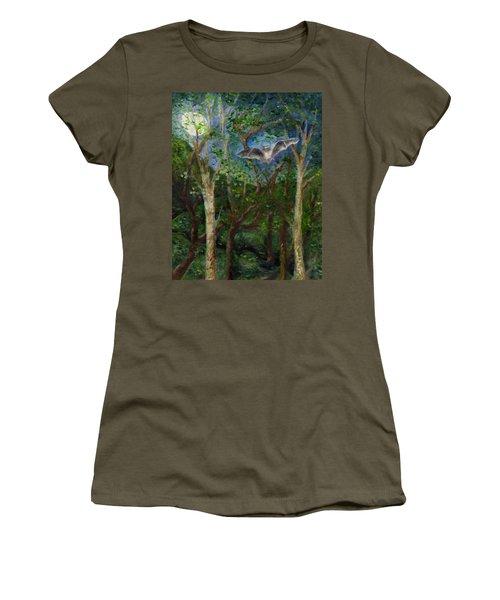 Bat Medicine Women's T-Shirt