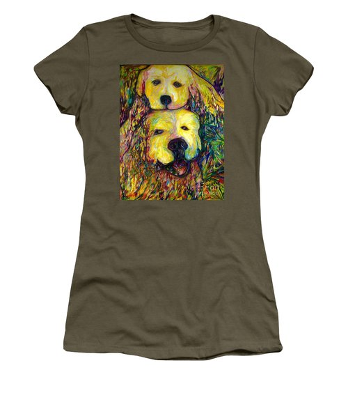 Bauer And Windi Women's T-Shirt