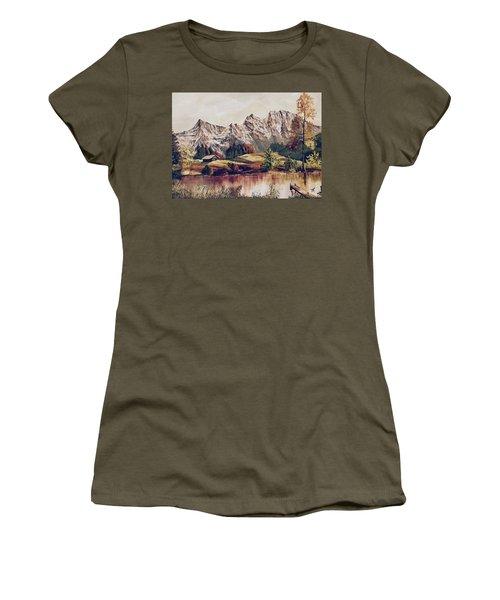 Bavarian Landscape Women's T-Shirt