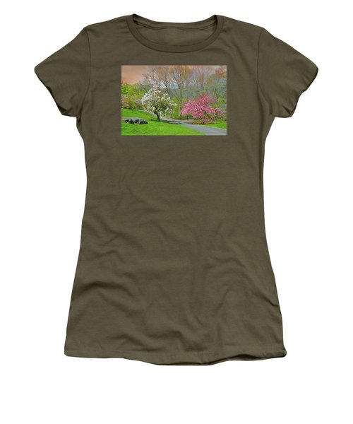 Women's T-Shirt (Junior Cut) featuring the photograph Be True To Yourself by Diana Angstadt