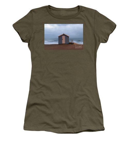 Beach Hut Women's T-Shirt