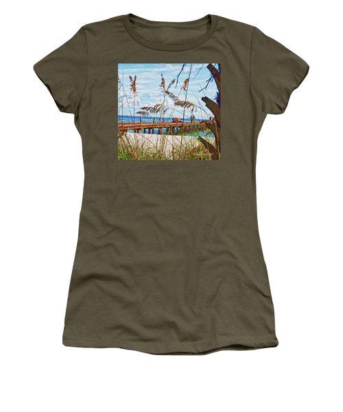 Beach Walk Women's T-Shirt