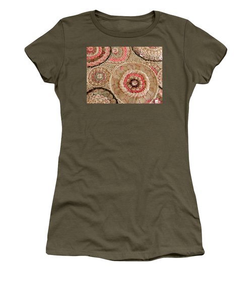 Beaded Design Women's T-Shirt