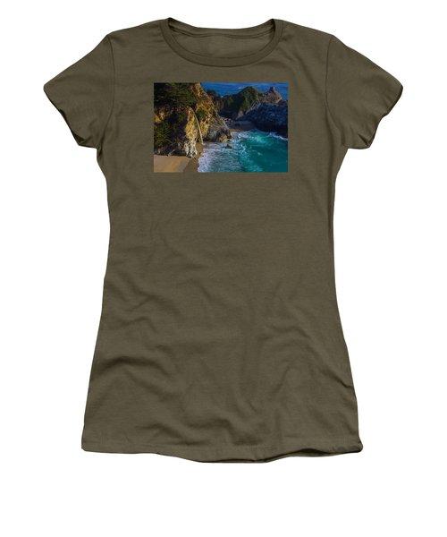 Beautiful Mcway Falls Women's T-Shirt