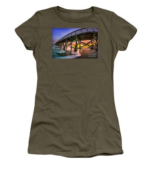 Beautiful Sunset In Myrtle Beach Women's T-Shirt