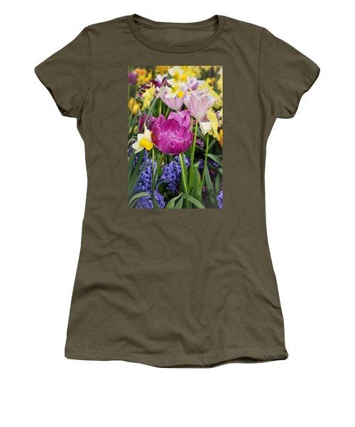 Beautiful Time Of Year Women's T-Shirt (Junior Cut) by Mike Martin