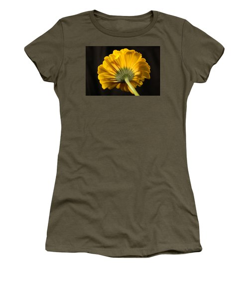 Women's T-Shirt (Junior Cut) featuring the photograph Beautiful Underside by Jeff Swan