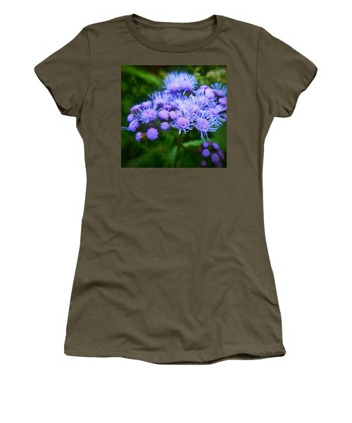 Beautiful Weed Women's T-Shirt (Athletic Fit)