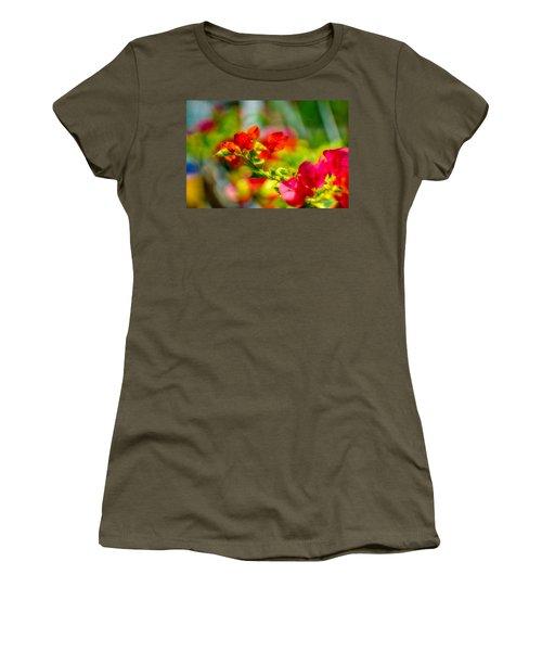 Beauty In A Blur Women's T-Shirt