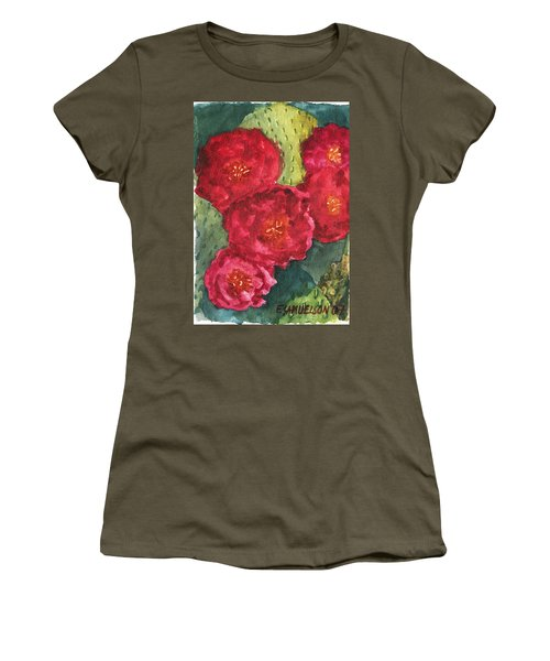 Beavertail Cactus Women's T-Shirt