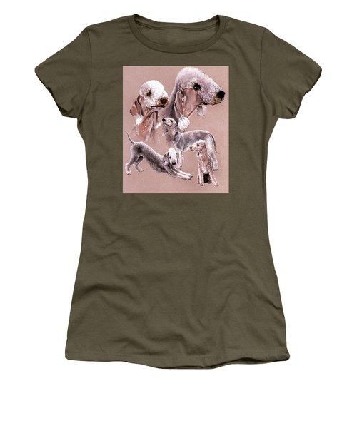 Bedlington Terrier Women's T-Shirt