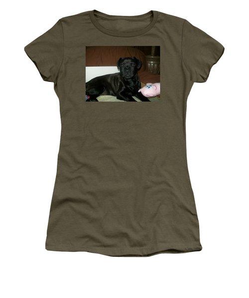 Women's T-Shirt (Junior Cut) featuring the photograph Bella by Jewel Hengen