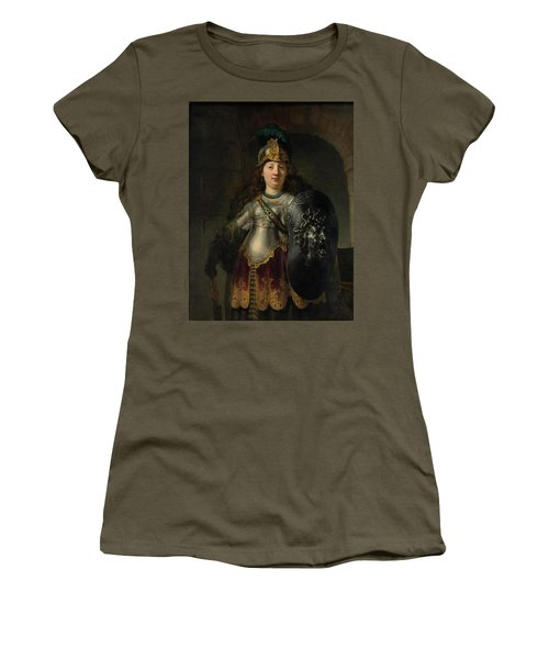 Bellona Women's T-Shirt (Athletic Fit)