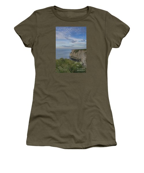 Bempton View Women's T-Shirt (Athletic Fit)