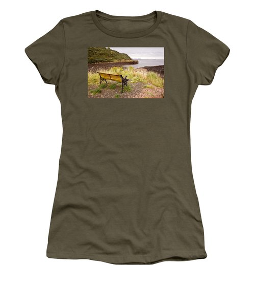 Bench At The Bay Women's T-Shirt
