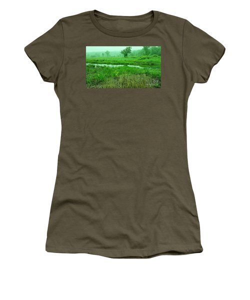 Beneath The Clouds Women's T-Shirt