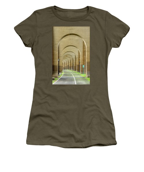 Beneath The Hellgate Women's T-Shirt