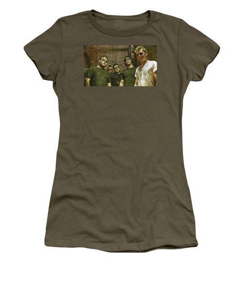 Beneath The Sky Women's T-Shirt