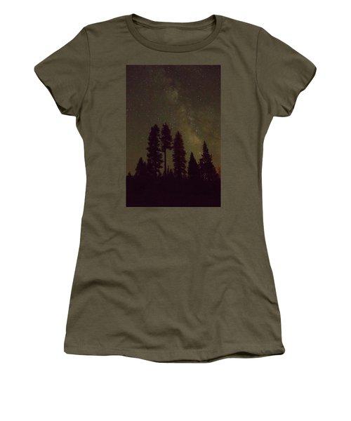 Beneath The Stars Women's T-Shirt