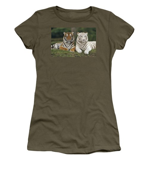 Bengal Tiger Team Women's T-Shirt