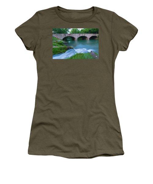 Bennett Spring Women's T-Shirt (Athletic Fit)