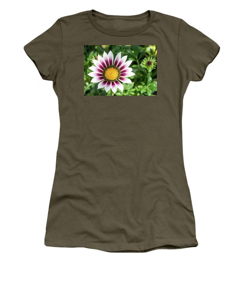 Best Face Forward Women's T-Shirt (Junior Cut) by Cathy Donohoue
