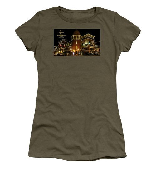 Best Western Plus Windsor Hotel - Christmas Women's T-Shirt