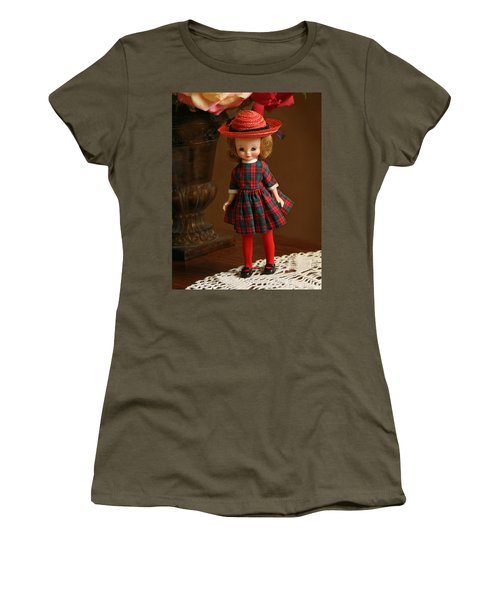 Betsy Doll Women's T-Shirt (Athletic Fit)