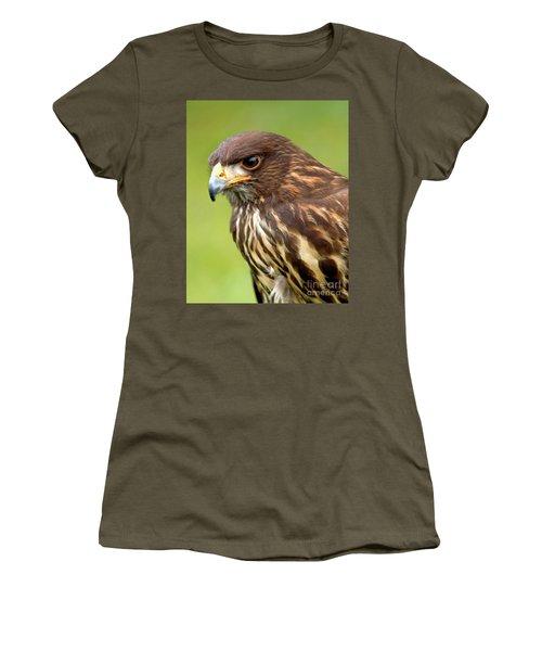 Beware The Predator Women's T-Shirt (Junior Cut) by Stephen Melia