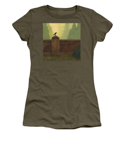 Beyond The Wall Women's T-Shirt (Athletic Fit)