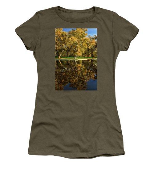 Bidwell Park Reflections Women's T-Shirt